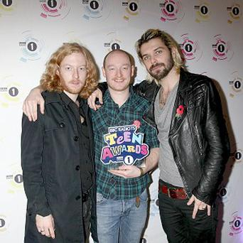 Biffy Clyro fans are campaigning to get them to number one