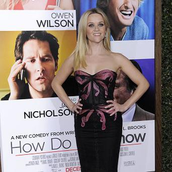 Reese Witherspoon has revealed she was starstruck working with Jack Nicholson