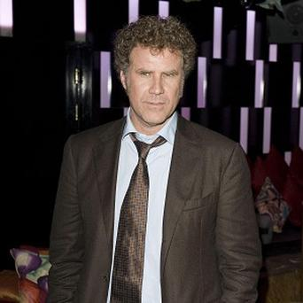 Will Ferrell appears in the spoof Christmas video