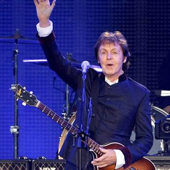 Sir Paul McCartney will play a lunch time gig at the 100 Club