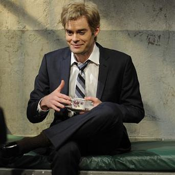 Bill Hader says he has not been approached about Ghostbusters 3