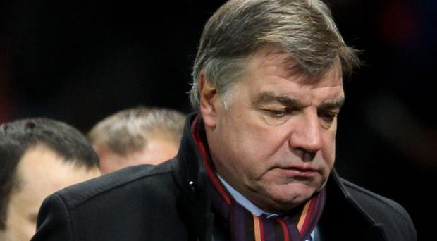 Former Blackburn manager Sam Allardyce. Photo: Getty Images