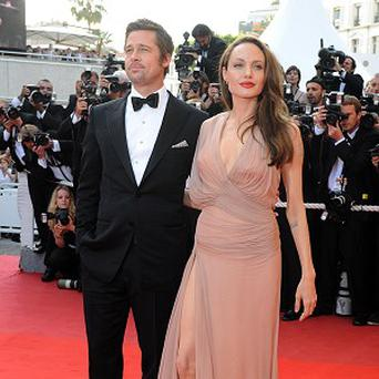 Angelina Jolie would like to work with Brad Pitt again
