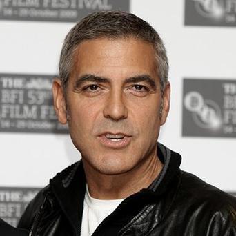 George Clooney will take the lead role in Gravity