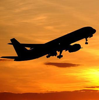 A conman who claimed he was starting his own airline has been jailed