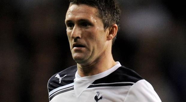 On the move - Robbie Keane. Photo: Getty Images