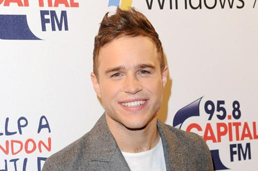 Olly Murs would like a girlfriend for Christmas. Photo: Getty Images