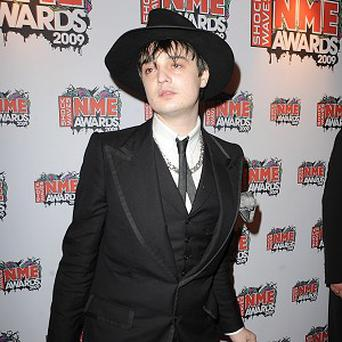 Pete Doherty has been accused of attempting to trivialise Robyn Whitehead's death