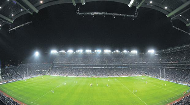 It has been announced that Dublin will play their home Allianz Football League matches at Croke Park