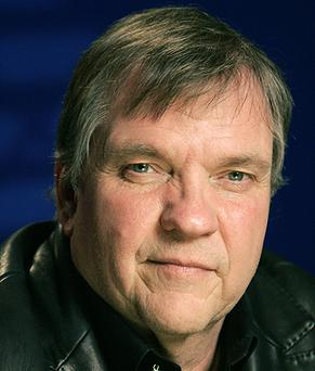 Meatloaf posing for a portrait in New York. Photo: PA