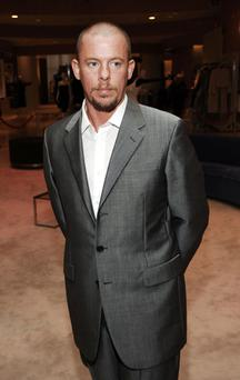 <b>Alexander McQueen, CBE (17 March 1969 – 11 February 2010)</b><br/> The British fashion designer, who was best known for his lavish, unconventional runway shows was found hanged at his London home nine days after the death of his mother, Joyce, from cancer. Photo: Getty Images