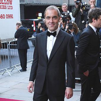 James Nesbitt will play dwarf Bolfur in The Hobbit
