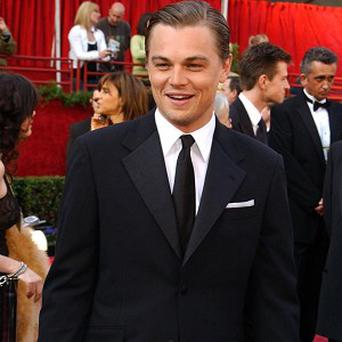 Leonardo DiCaprio has been named top grossing actor of the year