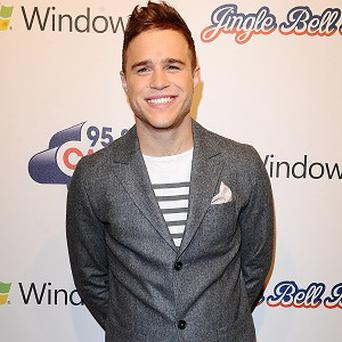 Olly Murs would like a girlfriend for Christmas