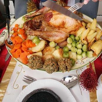 Fat from Christmas dinner which is poured down sinks at this time of year could be a major cause of pipe blockages