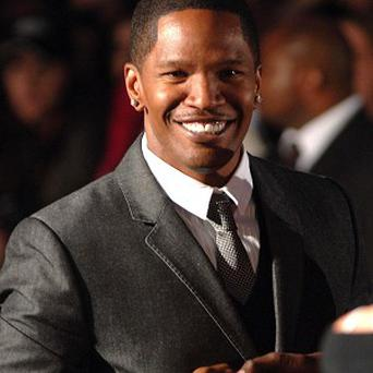 Jamie Foxx says his daughter helped him launch a music career