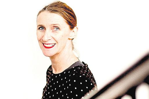 DESIGN FOR LIVING: Fashion designer Orla Kiely in Dublin to promote her new book, 'Pattern'