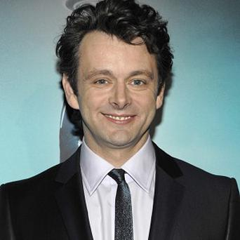 Michael Sheen would be at home living in the world of his new film