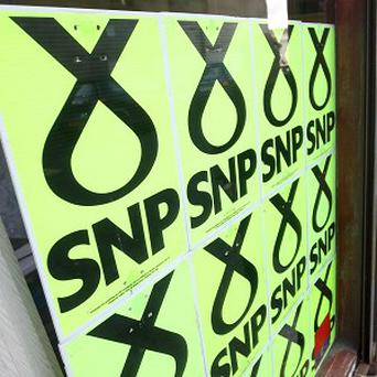 The SNP has become the first political party to hit online music stores with a pop song