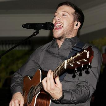 X Factor winner Matt Cardle, who remained king of the pop charts as his debut single held on to the top spot for a second week in a row
