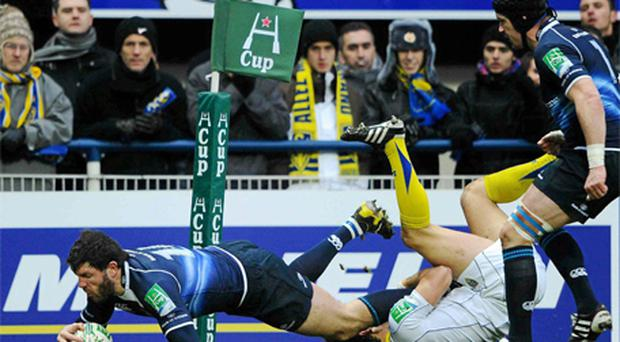 Shane Horgan's try of the year
