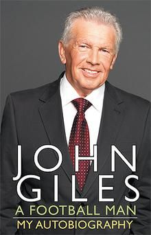 John Giles's book was a massive festive hit