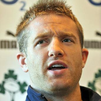 Luke Fitzgerald. Photo: Barry Cregg / Sportsfile