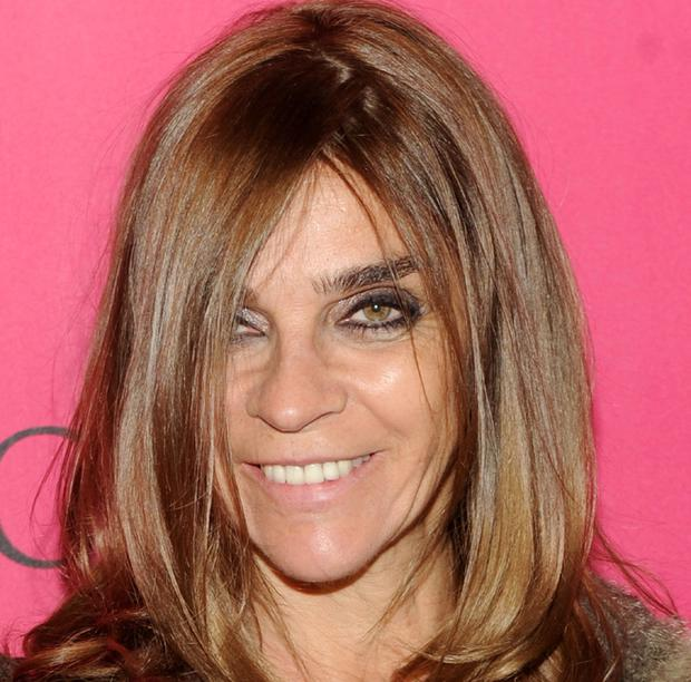 Carine Roitfeld. Photo: Getty Images