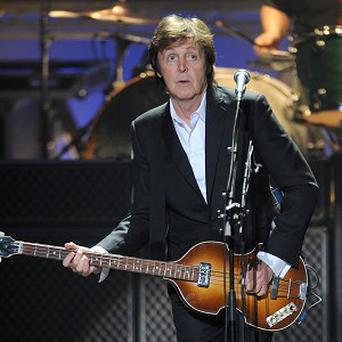 Paul McCartney has urged India to declare a national vegetarian day