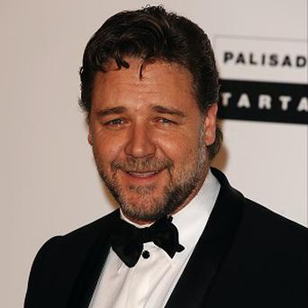 Russell Crowe said he didn't want to make a film so soon after Robin Hood