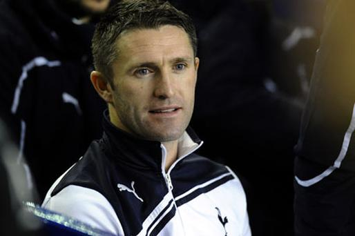 Robbie Keane. Photo: Getty Images