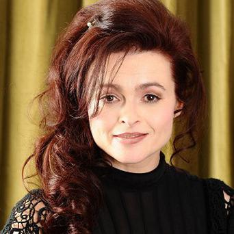 Helena Bonham Carter found Colin Firth's performance touching
