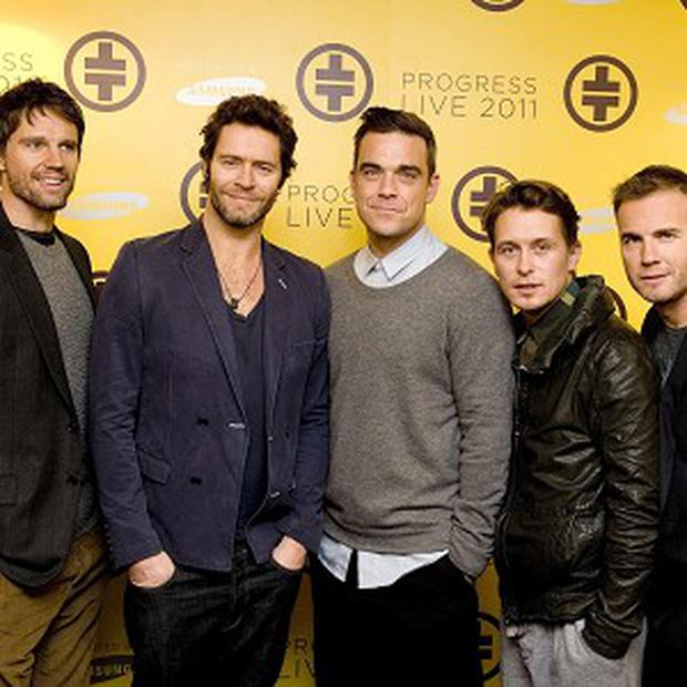 Take That's Progress was the UK's biggest-selling album of 2010 and they took the tour to Dublin 2011