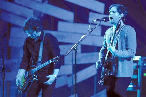 Sony Music Entertainment Ireland counts the likes of Kings of Leon among its acts