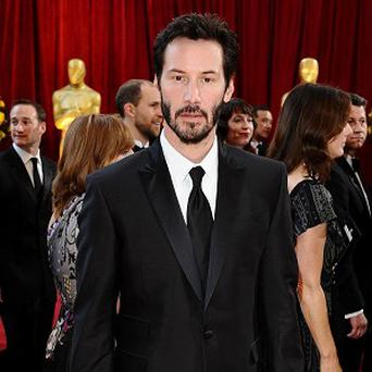 Keanu Reeves says he can't fight in real life