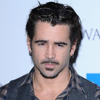 Colin Farrell says he'd like to be part of the Total Recall remake