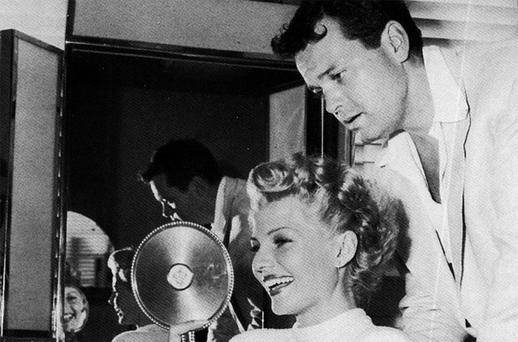 LEGEND: Orson Welles, with Rita Hayworth to whom he was married from 1943-1948