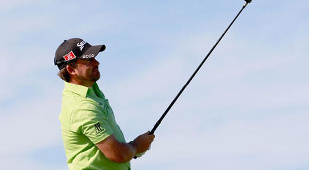 Graeme McDowell has had a year to remember. Photo: Getty Images