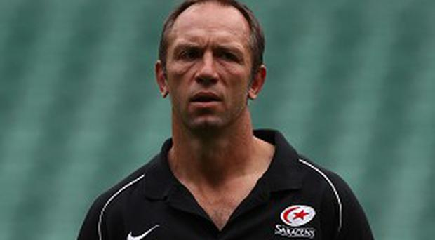 Brendan Venter has been named as Italy's new defensive coach. Photo: PA