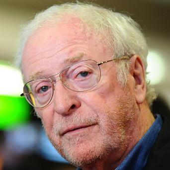 Michael Caine starred in The Italian Job