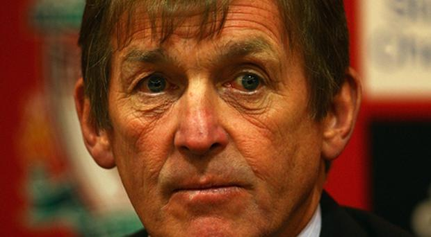 Liverpool boss Kenny Dalglish. Photo: Getty Images