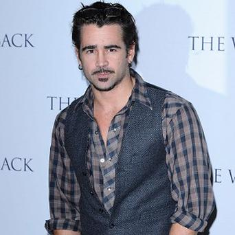 Colin Farrell is set to play secret agent Doug Quaid