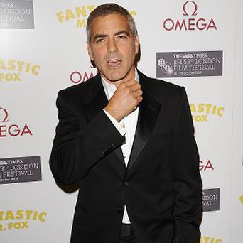George Clooney will be recruiting extras for this latest film