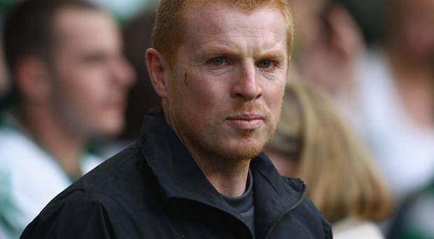 Celtic manager Neil Lennon. Photo: Getty Images