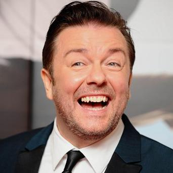 Ricky Gervais will return to host the Golden Globes
