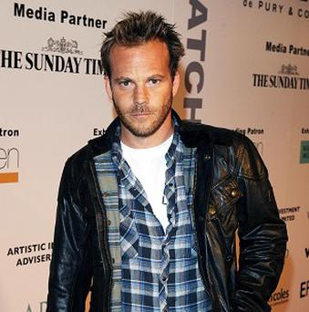 Stephen Dorff plays bad-boy actor Johnny Marco in Somewhere