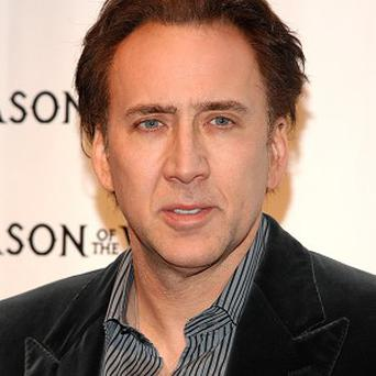 Nicolas Cage is filming the Ghost Hunter sequel in Turkey
