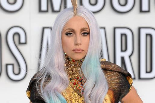 Lady Gaga will sing at the Grammys. Photo: PA