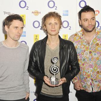 Muse have been named as last year's festival champions