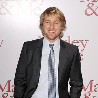 Owen Wilson girlfriend Jade Duell have had a baby boy named Ford Linton Wilson
